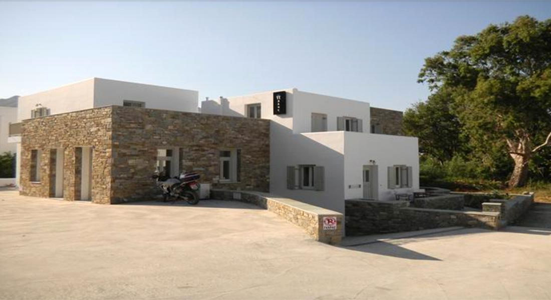 Palos Studios at Serifos