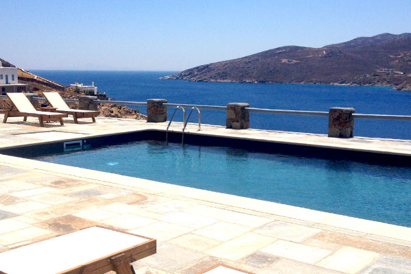 Belvedere rooms and apartments in serifos