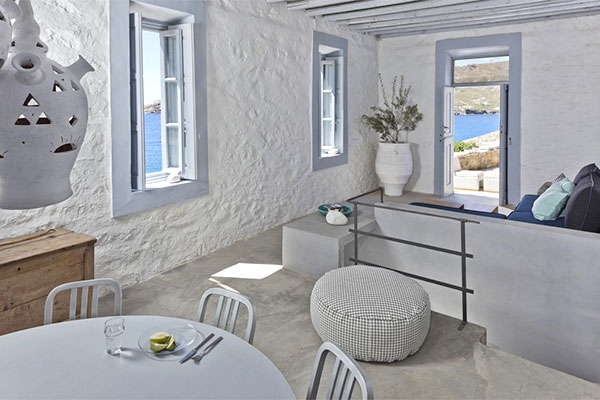 Cocomat Eco Residences in serifos