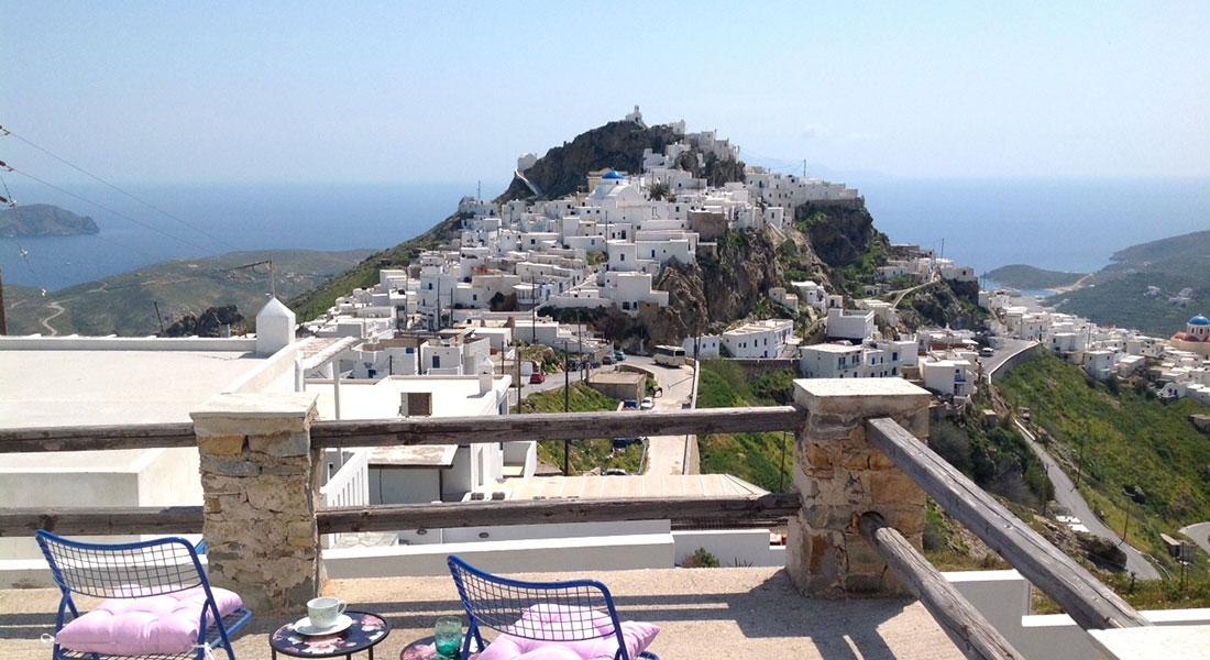 Kiki's Panorama for rent in Serifos