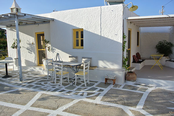 House for rent Ramos cottage at Ramos in Serifos