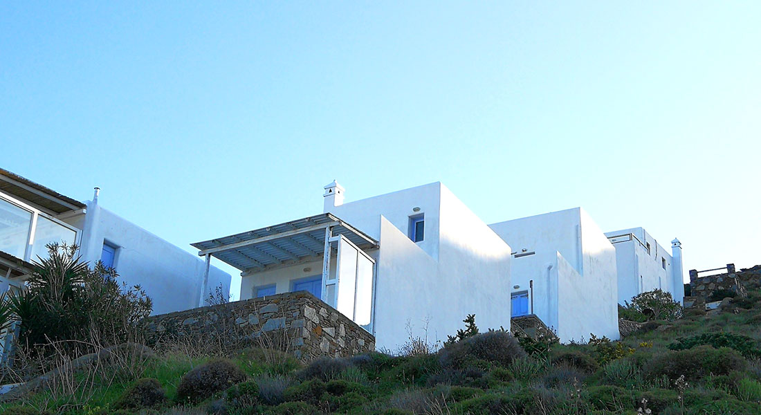 Rossella house for rent in Serifos
