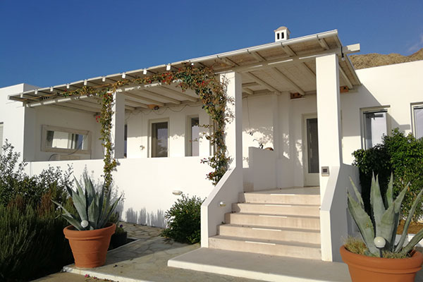 House for rent Villa Ramos at Ramos in Serifos